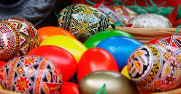 Easter Eggs Semana Santa en Inglaterra TravelEnglish