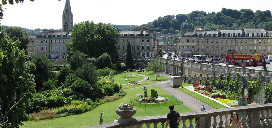 TravelEnglish-Bath-Park