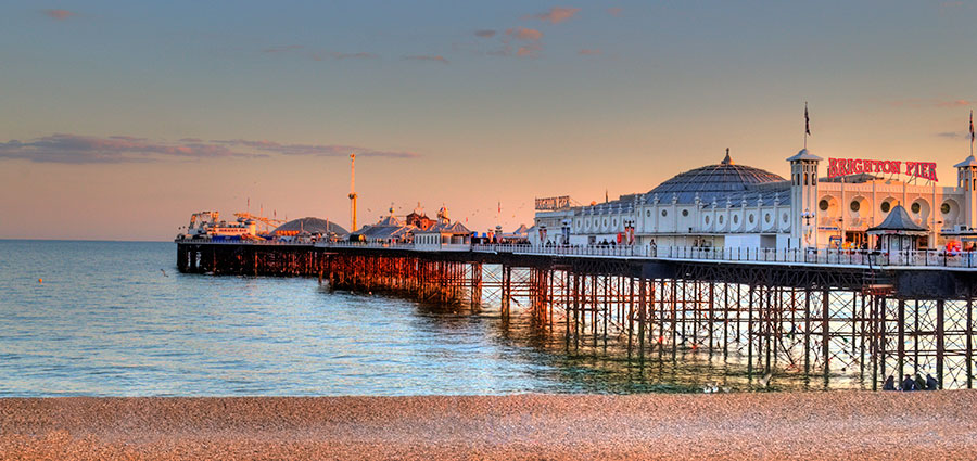 TravelEnglish-Brighton-Atardecer