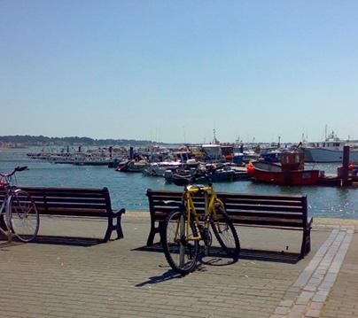 Ciudades para aprender inglés Bournemouth