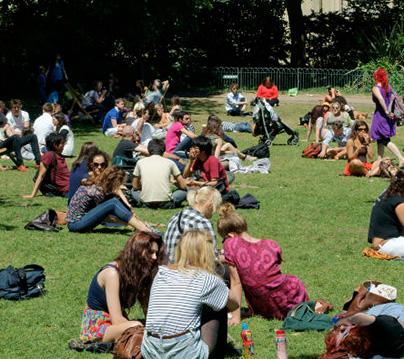Ciudades para aprender inglés Brighton