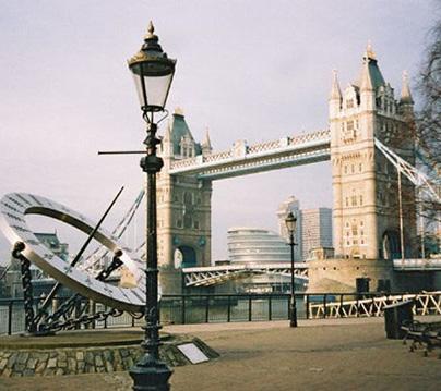 ciudades para aprender inglés Londres