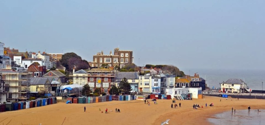 Visiting Broadstairs