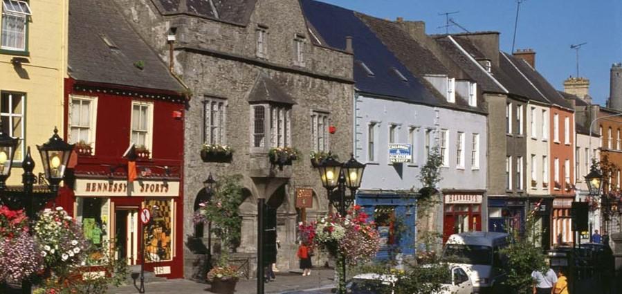 Kilkenny City-Street Scene